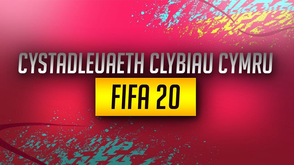 Welsh League Football FIFA20 Tournament