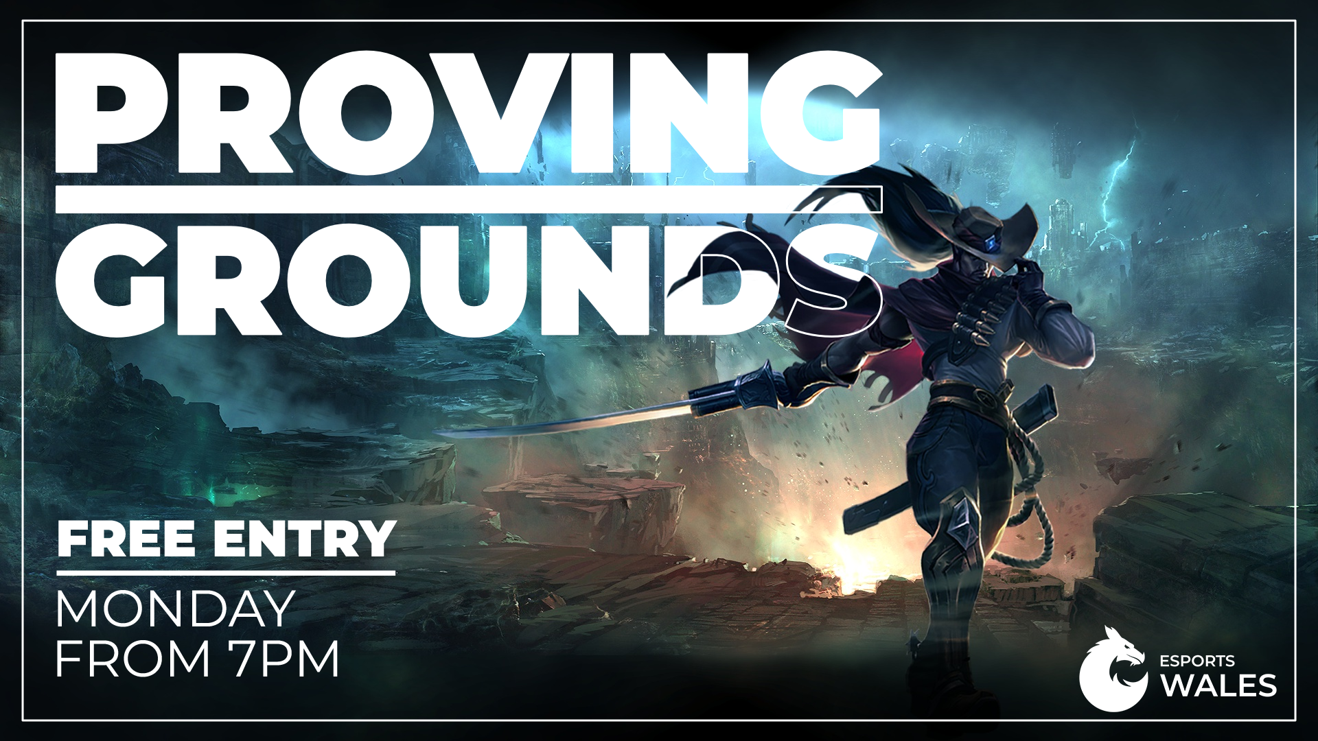 What are the proving grounds?