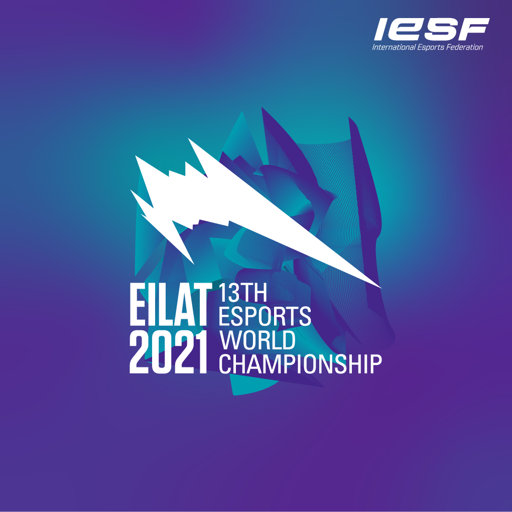 National Roster Selection – Esports World Championships EILAT 2021